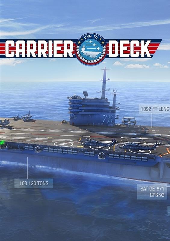 Carrier Deck | ROW (f6cca183-a40d-4edb-ba5b-3ebc25734760)