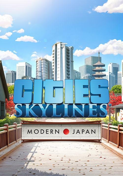 Afbeelding van Cities: Skylines - Content Creator Pack: Modern Japan