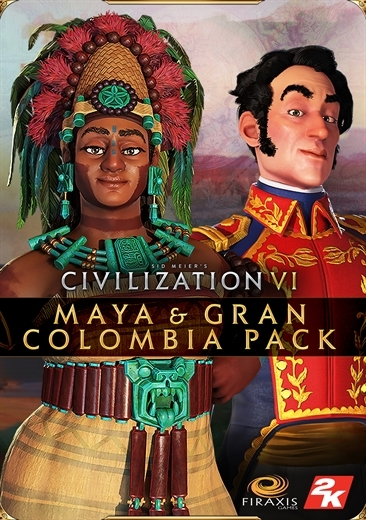 Afbeelding van Civilization VI - Maya & Gran Colombia Pack (Steam)