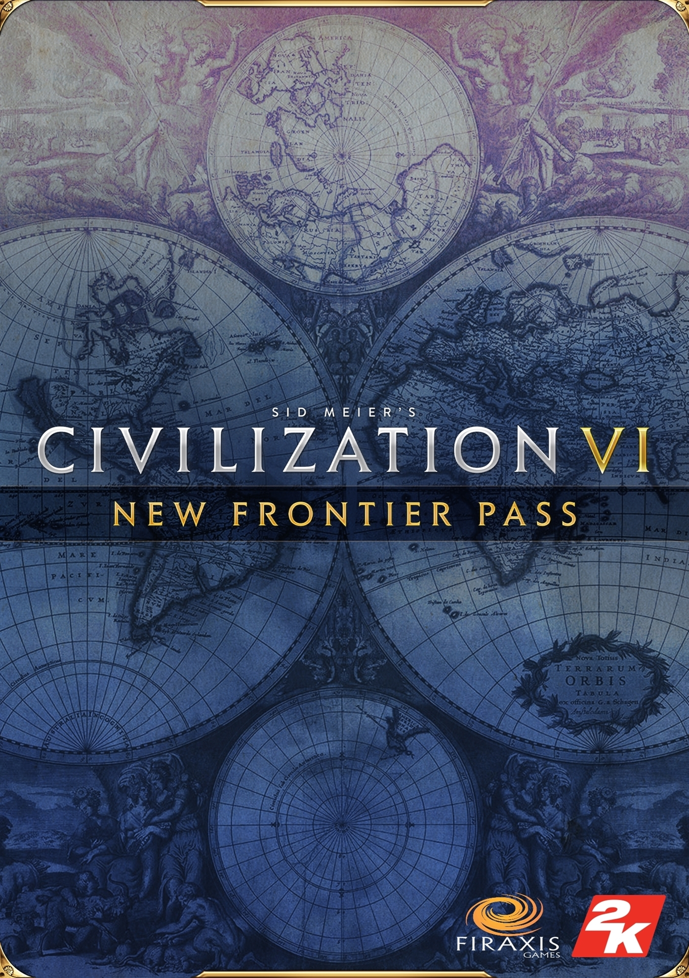 Civilization VI - New Frontier Pass (Steam) | ROW (f3e75947-b409-40c0-87b2-454afc8f63b6)