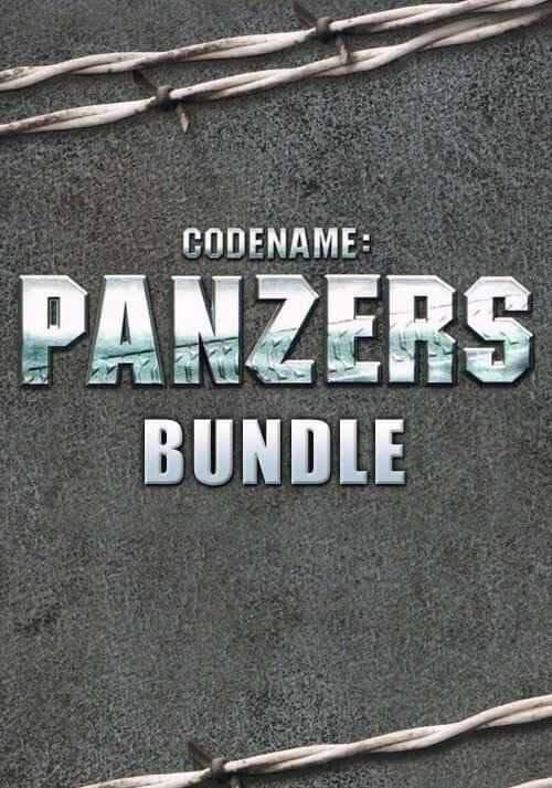 Codename Panzers Bundle. ürün görseli