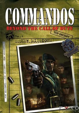 Afbeelding van Commandos: Beyond the Call of Duty