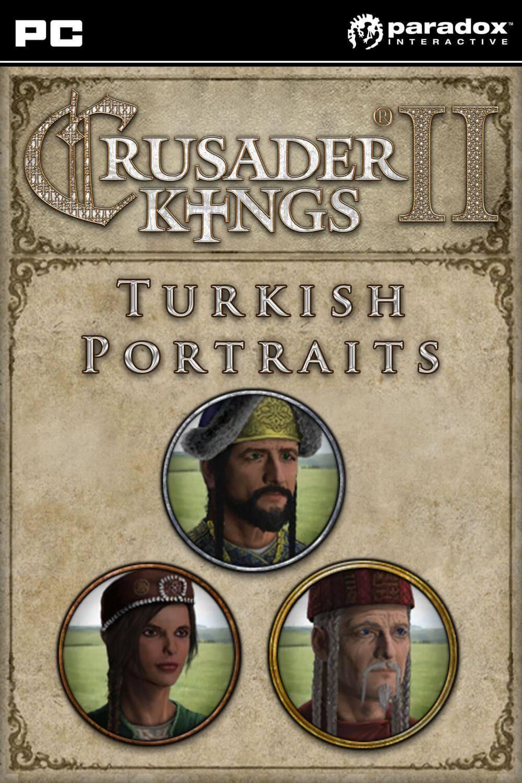 Crusader Kings II: Turkish Portraits (DLC)