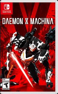 Daemon X Machina. ürün görseli