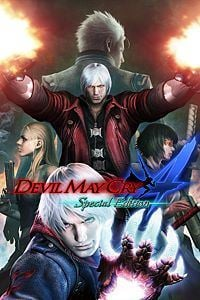 Picture of Devil May Cry 4 - Special Edition