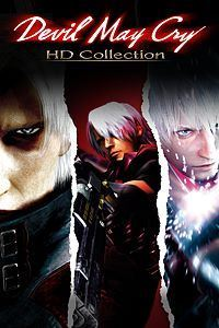Imagen de Devil May Cry HD Collection