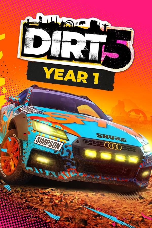 DIRT 5 Year 1 Edition