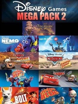 Disney Mega Pack : Wave 2