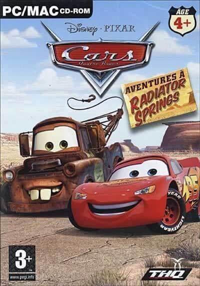 Disney•Pixar Cars : Radiator Springs Adventures