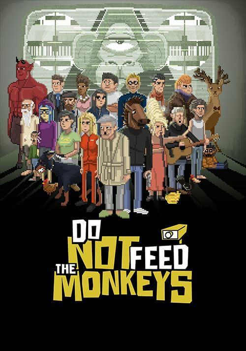 Imagen de Do Not Feed the Monkeys