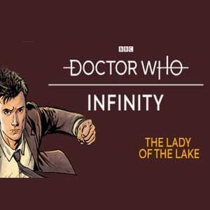 Imagen de Doctor Who Infinity - The Lady of the Lake