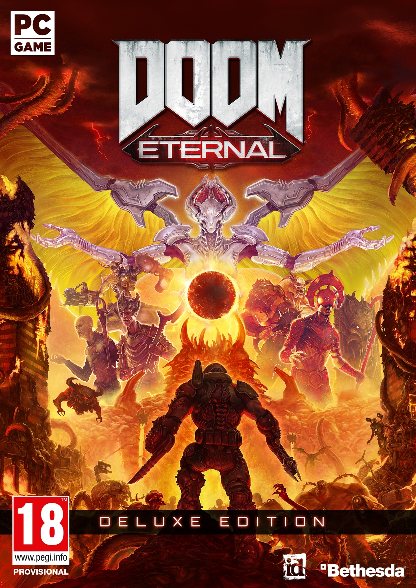 Doom Eternal Deluxe Edition