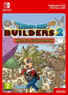 Picture of Dragon Quest Builders 2 - Hotto Stuff Pack