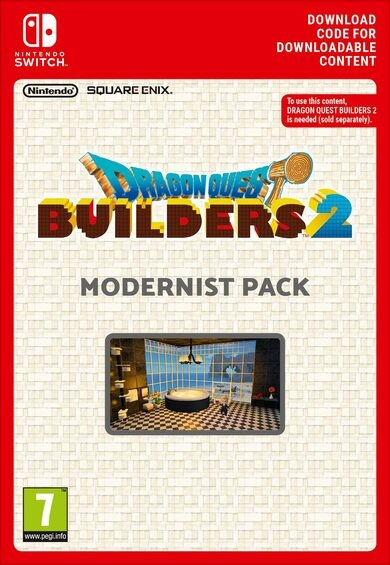 Picture of Dragon Quest Builders 2 - Modernist Pack