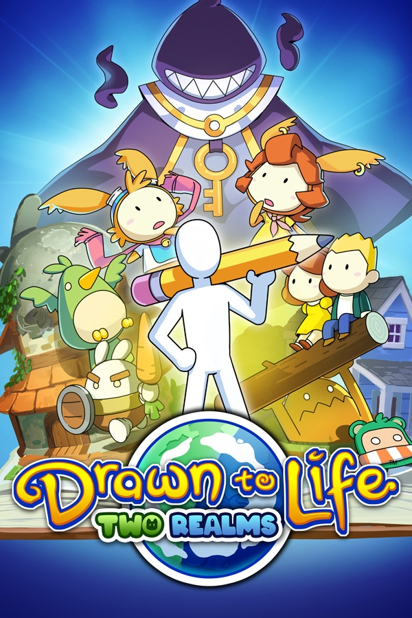 Imagen de Drawn to Life: Two Realms