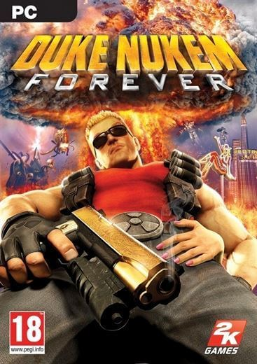 Picture of Duke Nukem Forever