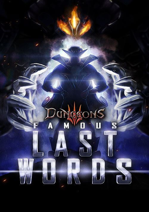 Picture of Dungeons 3: Famous Last Words