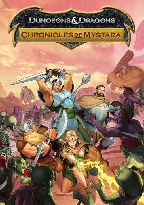 Picture of Dungeons & Dragons: Chronicles of Mystara