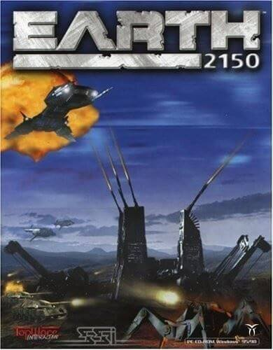 Earth 2150 : Escape from the Blue Planet (WW)