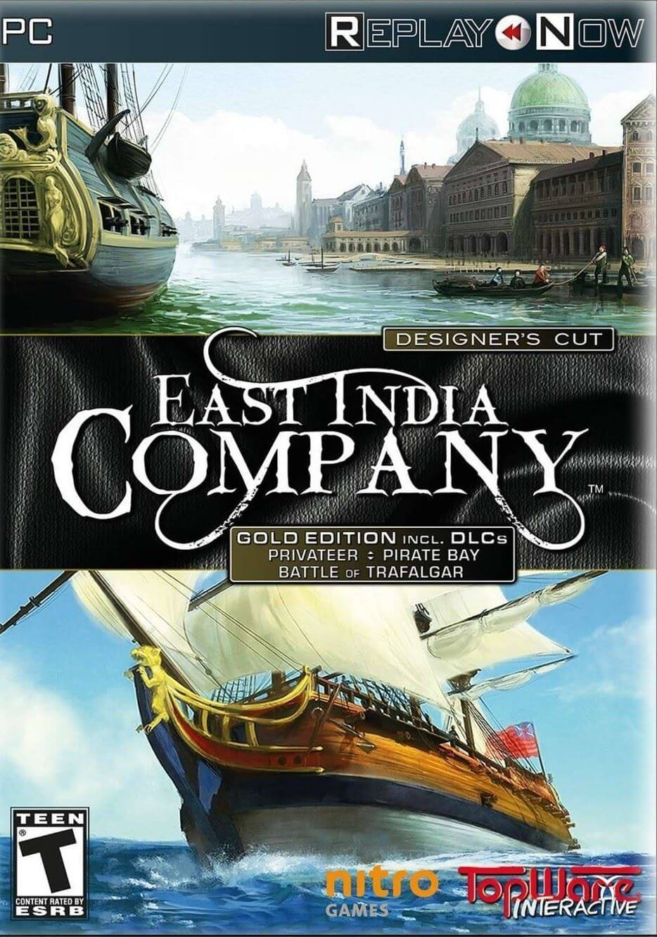 East India Company - Gold (WW)