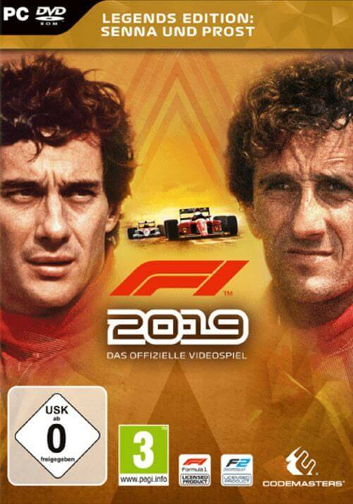 Picture of F1® 2019 Legends Edition