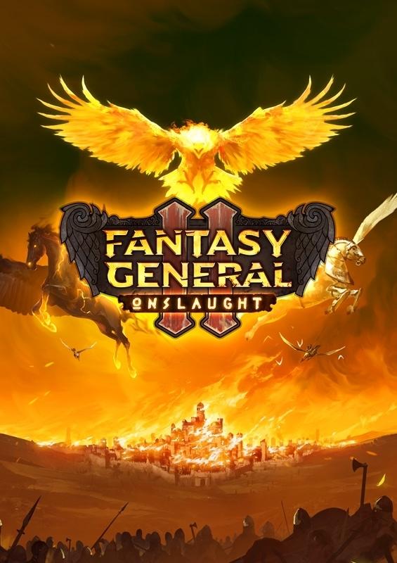 Fantasy General II: Onslaught | ROW (3e1088e5-2952-402d-ac54-6de5c52edf24)