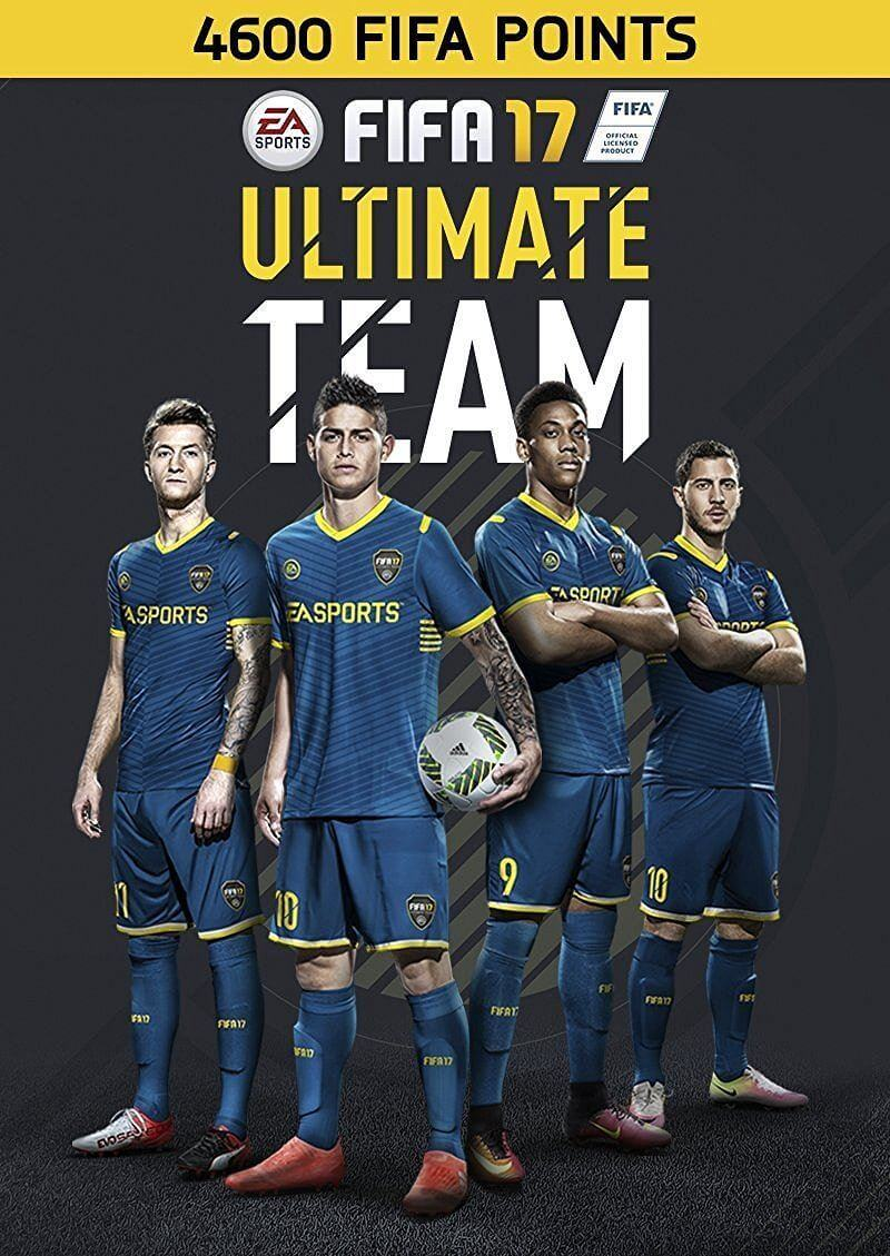 FIFA 17 Ultimate Team FIFA Points 4600