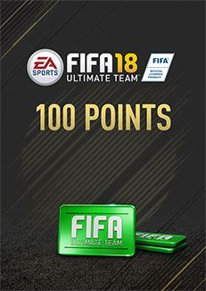 FIFA 18 Ultimate Team FIFA Points 100