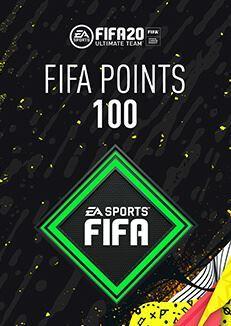 FIFA 20 ULTIMATE TEAM FIFA POINTS 100 WW