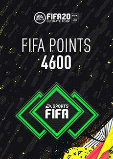 FIFA 20 ULTIMATE TEAM FIFA POINTS 4600 WW
