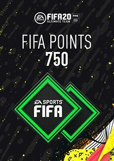 FIFA 20 ULTIMATE TEAM FIFA POINTS 750 WW
