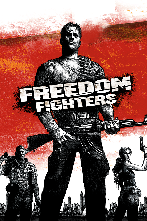 Afbeelding van Freedom Fighters