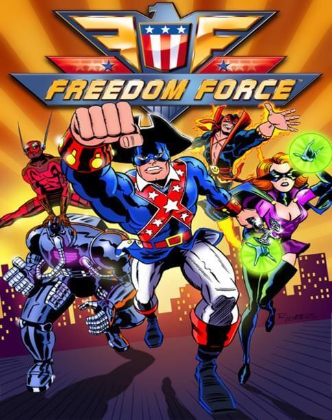 Picture of Freedom Force : Freedom Pack