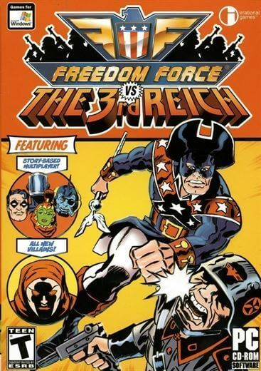 Picture of Freedom Force vs. The Third Reich