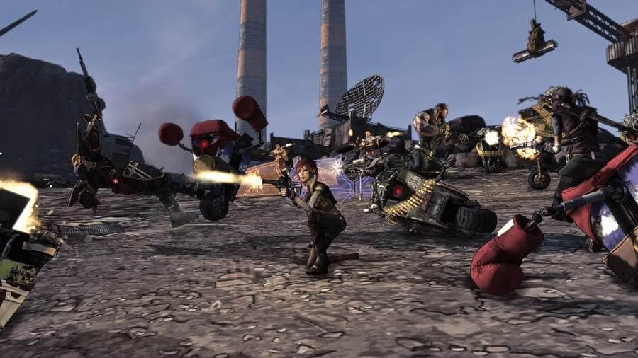 Borderlands : ClapTrap's Robot Revolution (WW)