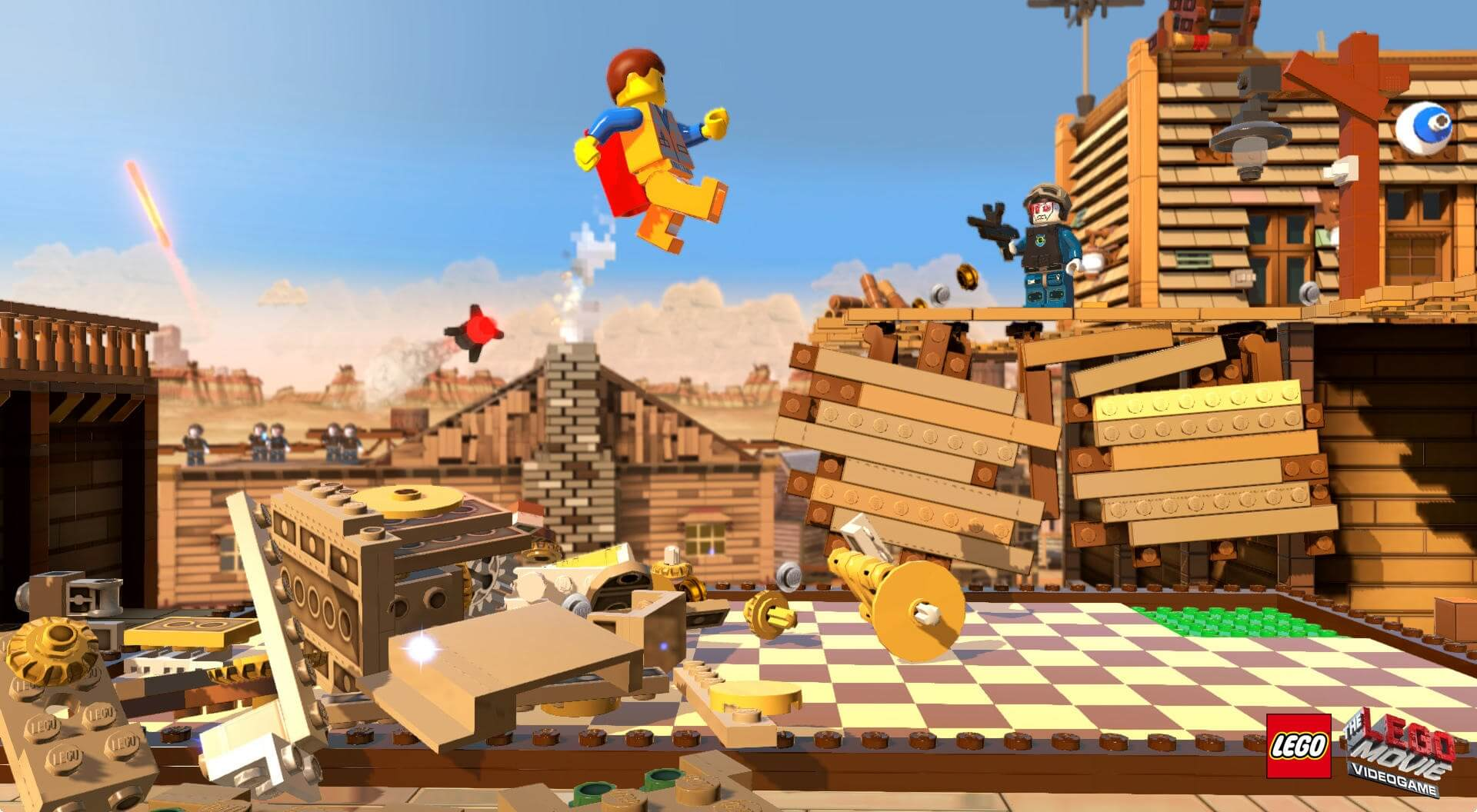 LEGO Movie The Videogame (WW)