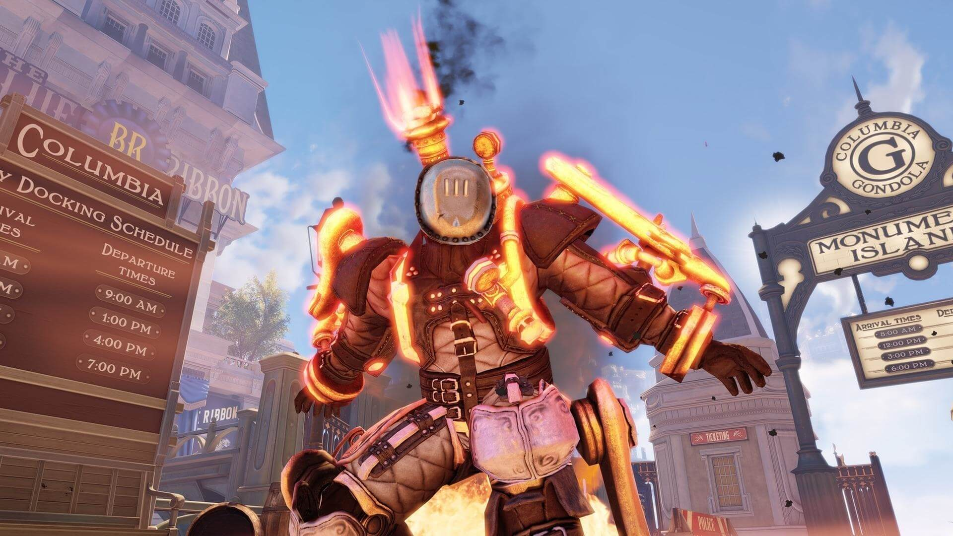 BioShock Infinite : Columbia's Finest (WW)