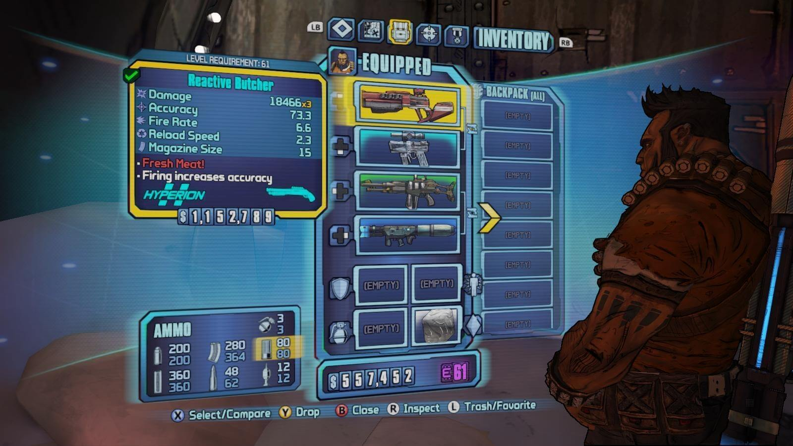 Borderlands 2 : Ultimate Vault Hunters Upgrade Pack (WW)