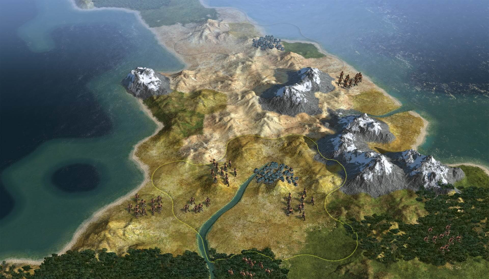 Sid Meier's Civilization V: The Complete Edition (ROW)