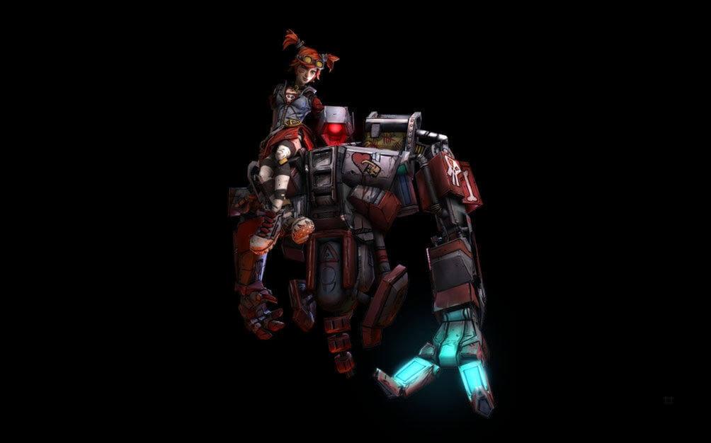 Borderlands 2 : Mechromancer Pack DLC (WW)
