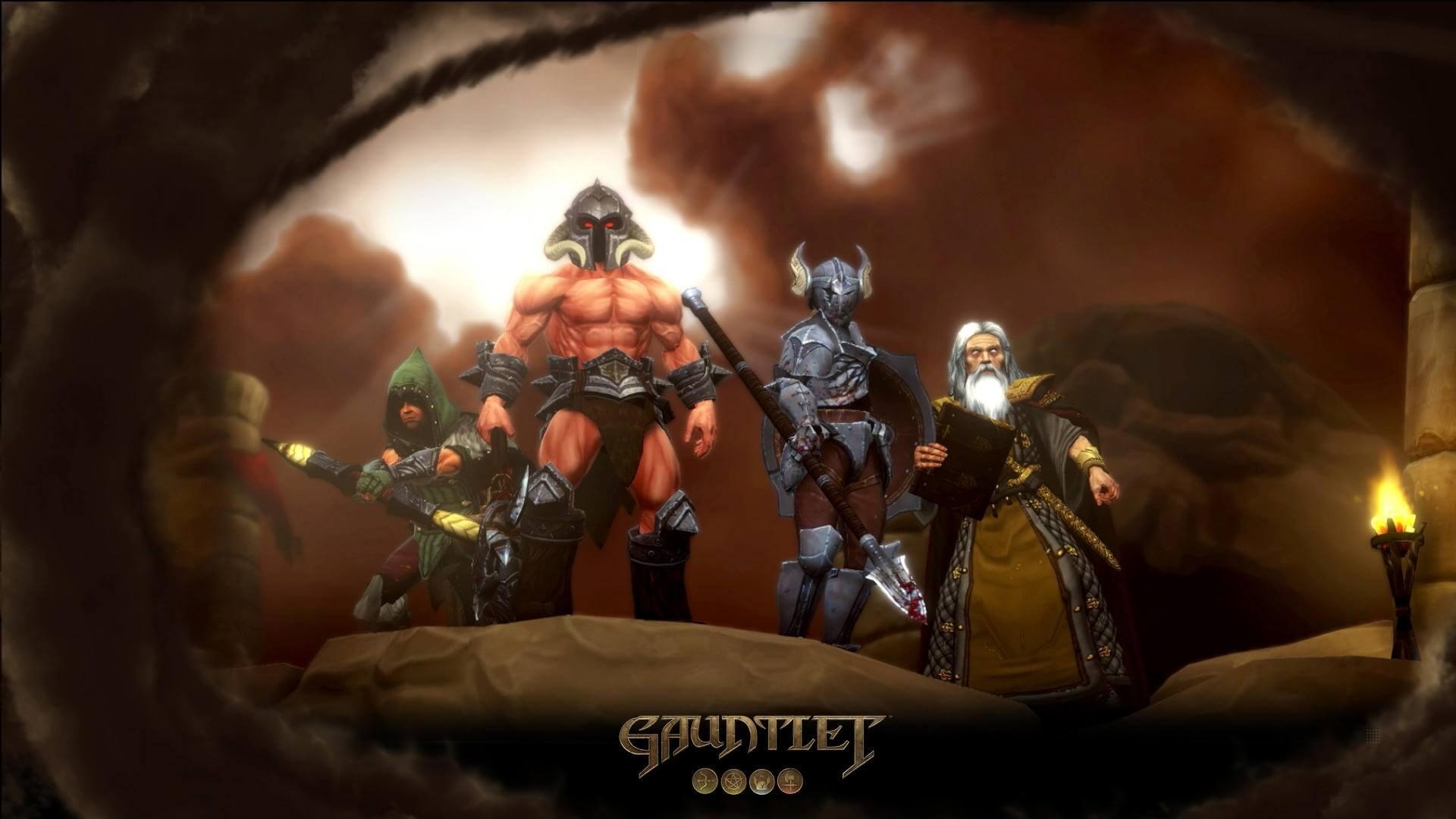 Gauntlet (WW)