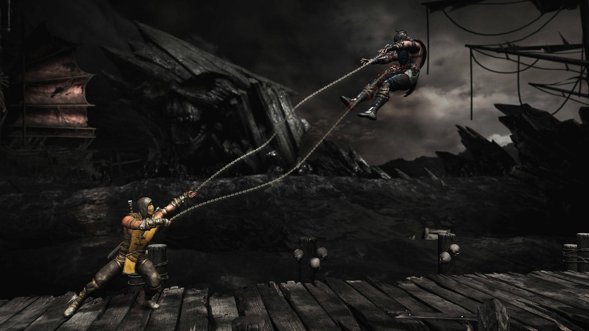 Mortal Kombat X (WW)