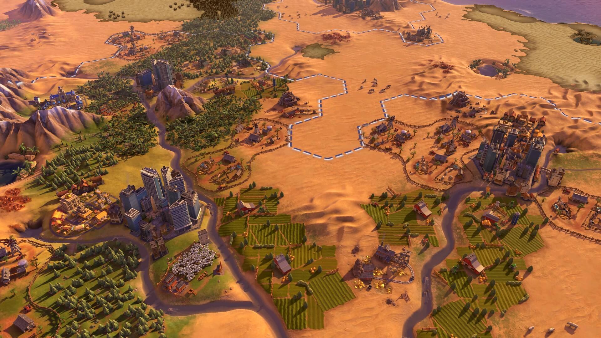 Civilization VI - Australia Civilization & Scenario Pack (WW)