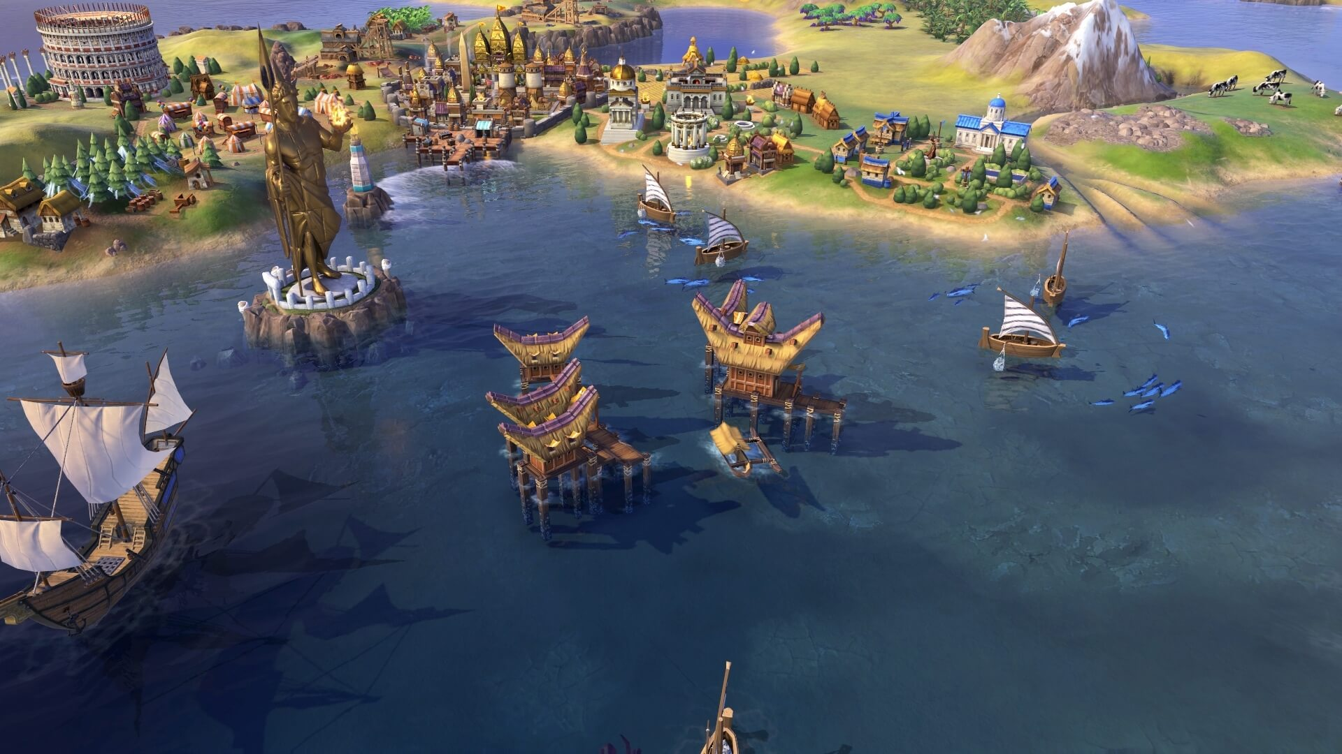 Sid Meier's Civilization® VI - Khmer and Indonesia Civilization & Scenario Pack (ROW)