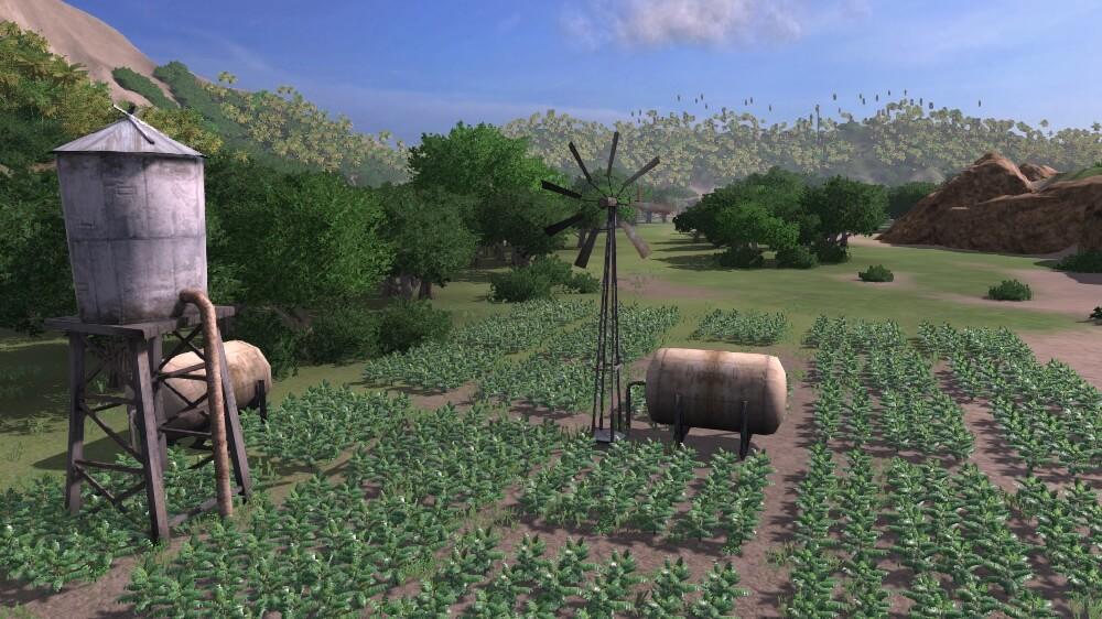 Tropico 4: Plantador DLC