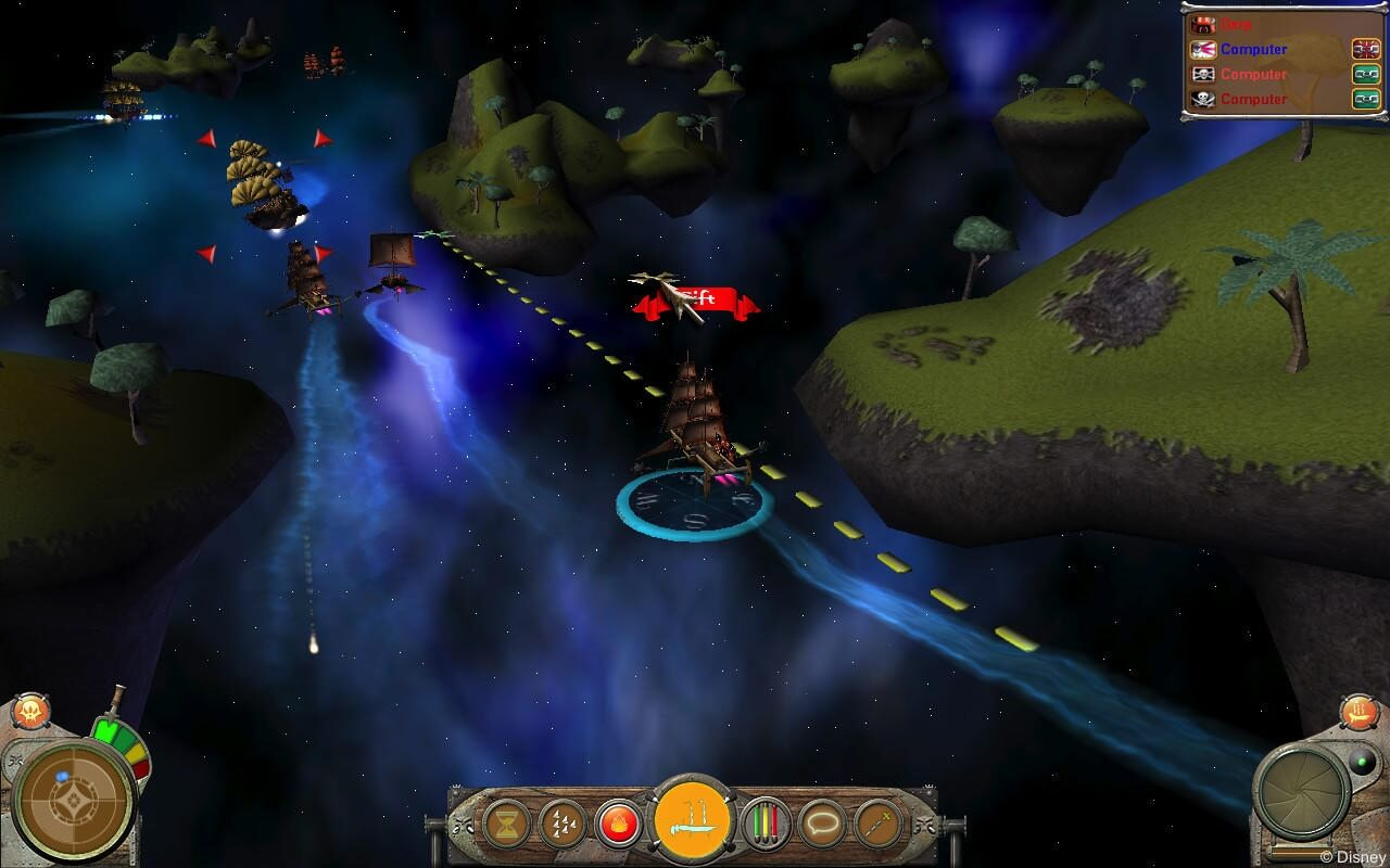 Disney's Treasure Planet : Battle at Procyon