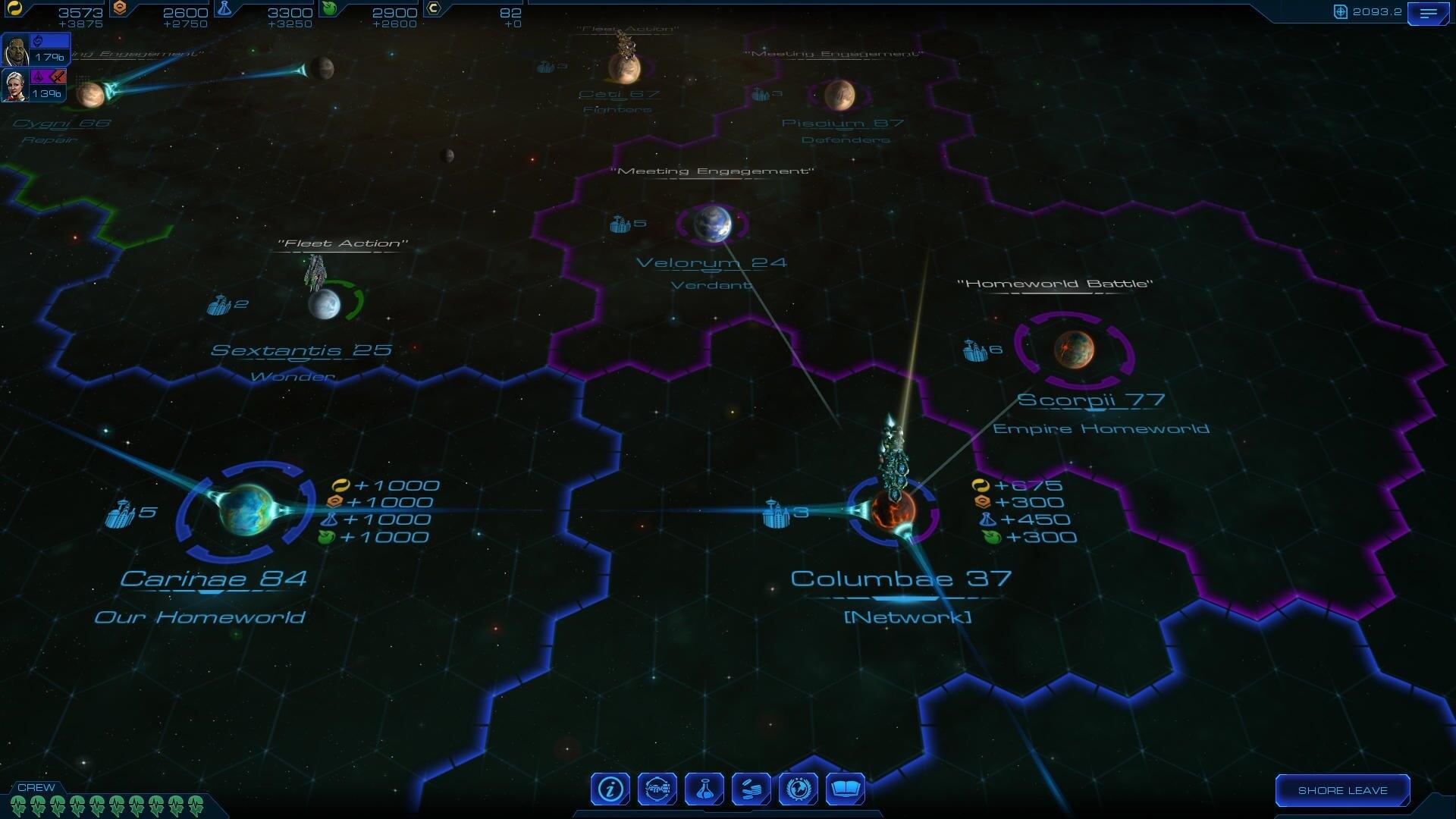 Sid Meier's Starships (ROW)