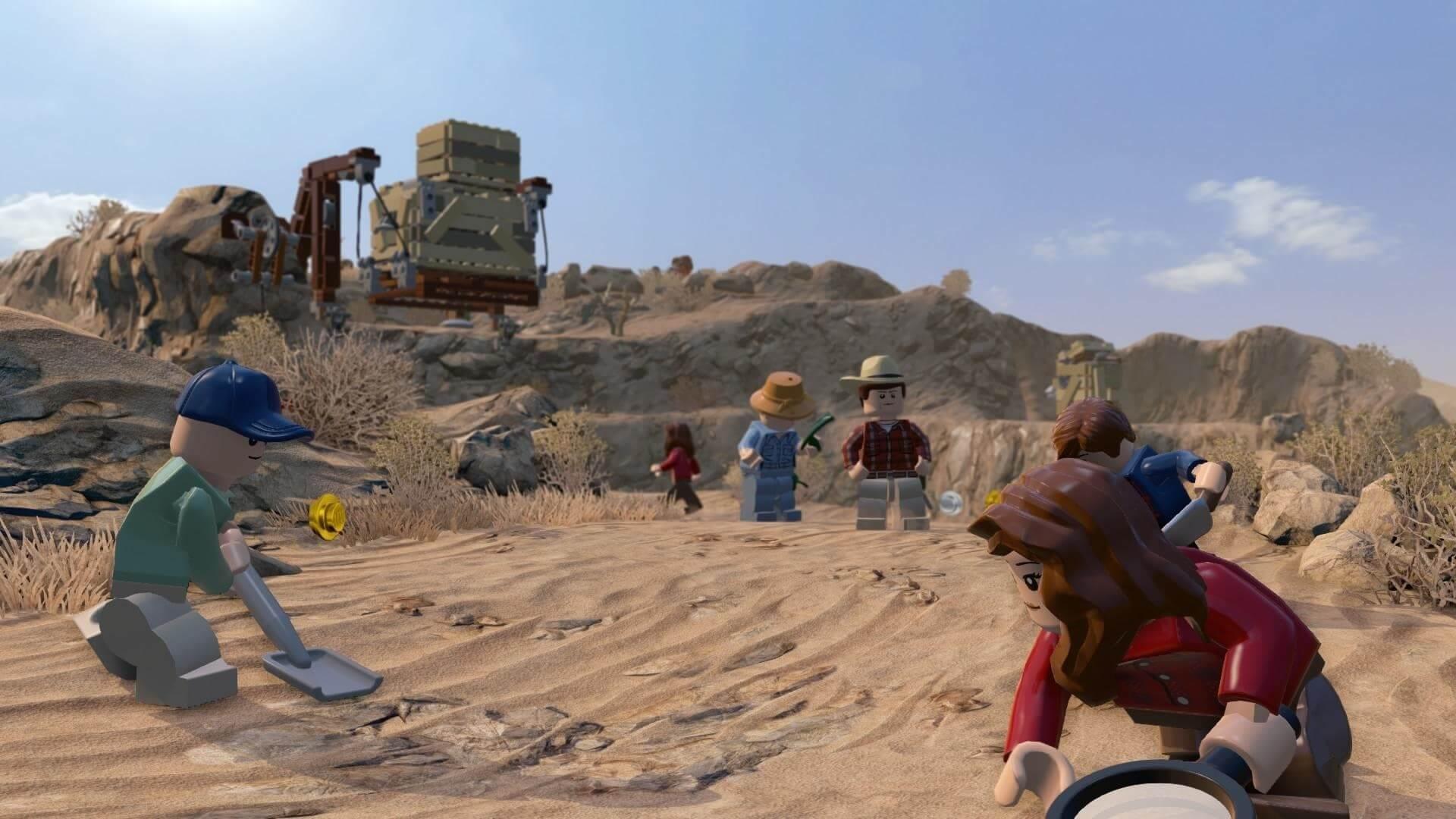 LEGO Jurassic World (WW)