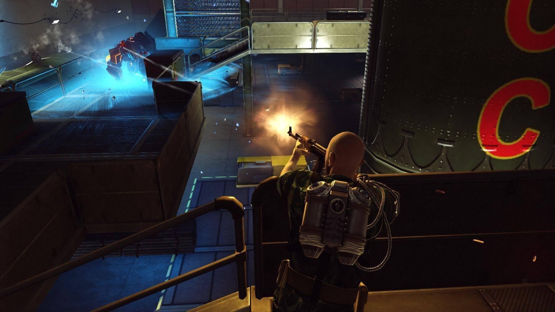 The Bureau XCOM Declassified - Hanger 6 R&D (WW)