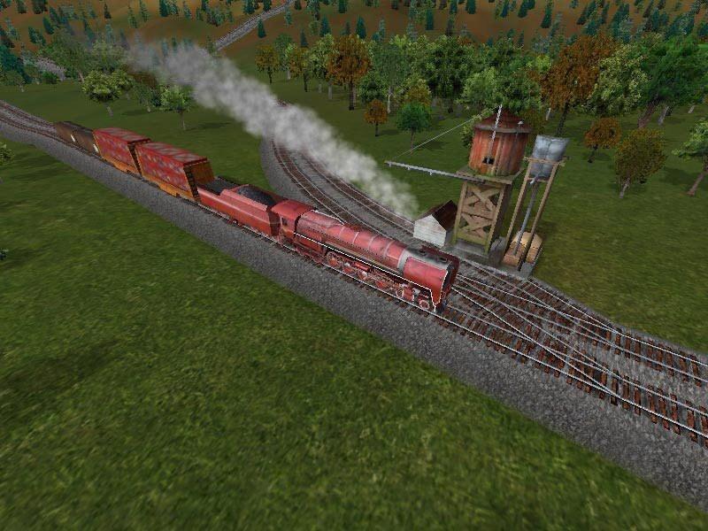 Railroad Tycoon 3 (WW)